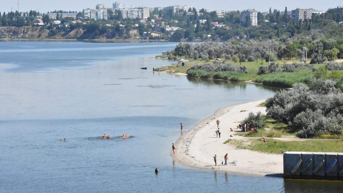 Уровень кишечной палочки на пляжах Николаева выше нормы в 480 раз