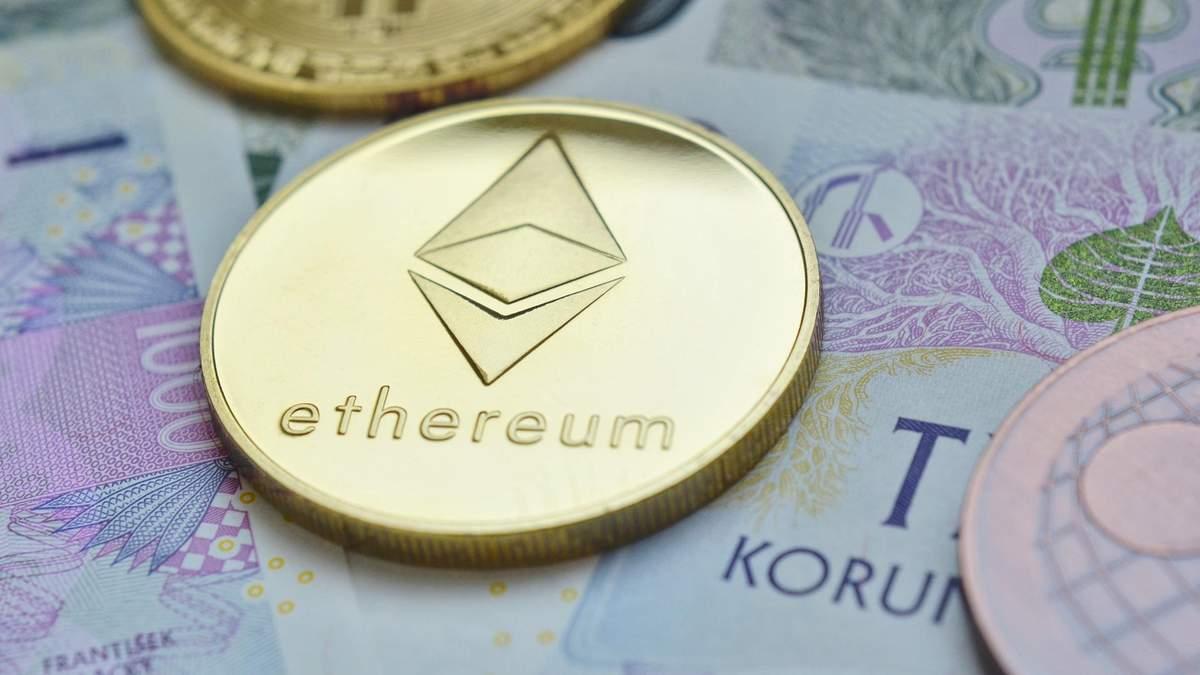 Транзакции с Ethereum достигли нового рекорда