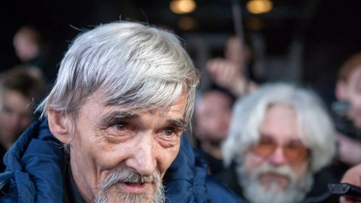 Російський історик Юрій Дмитрієв