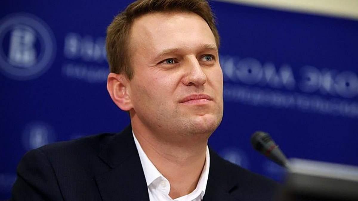 Навальний заявив про закриття Фонду боротьби з корупцією - 24 Канал