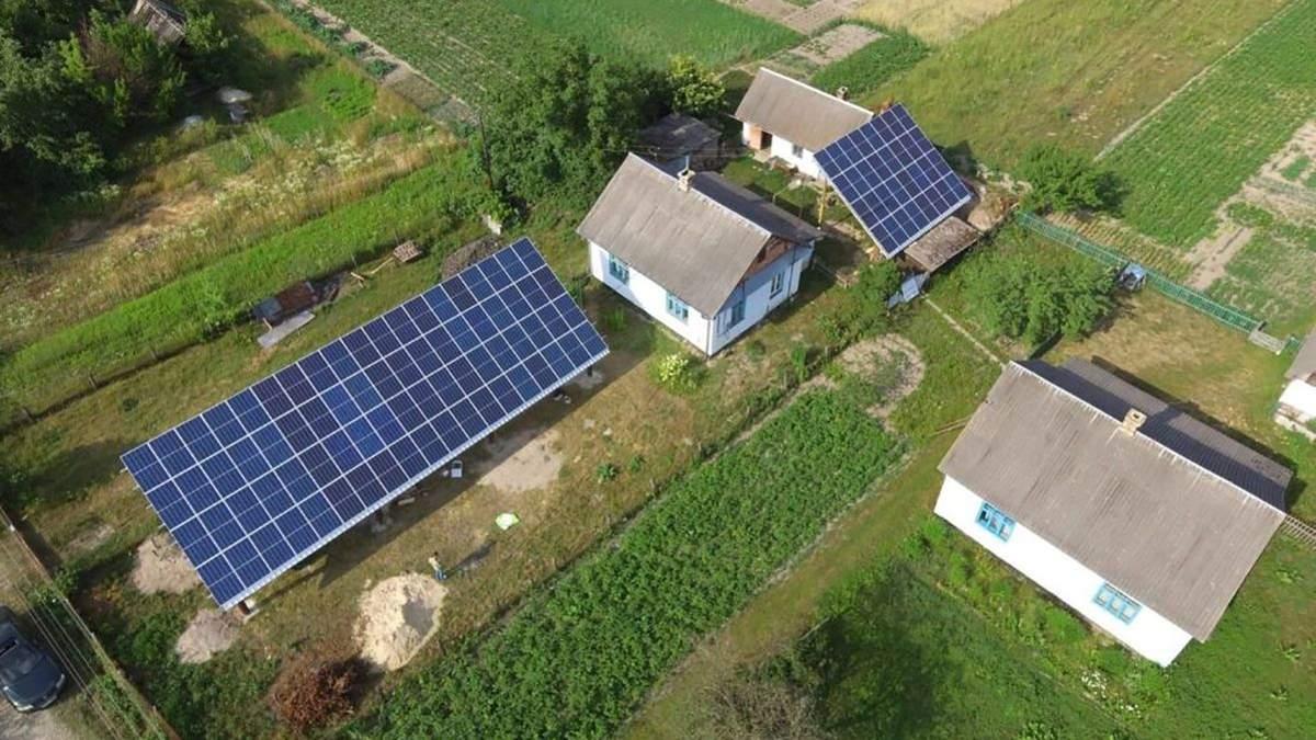 Зелений тариф в Україні: ціна для сонячних електростанцій