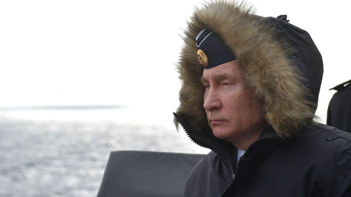 Явка с повинной: зачем Путину шоу в Крыму и что будет с водой
