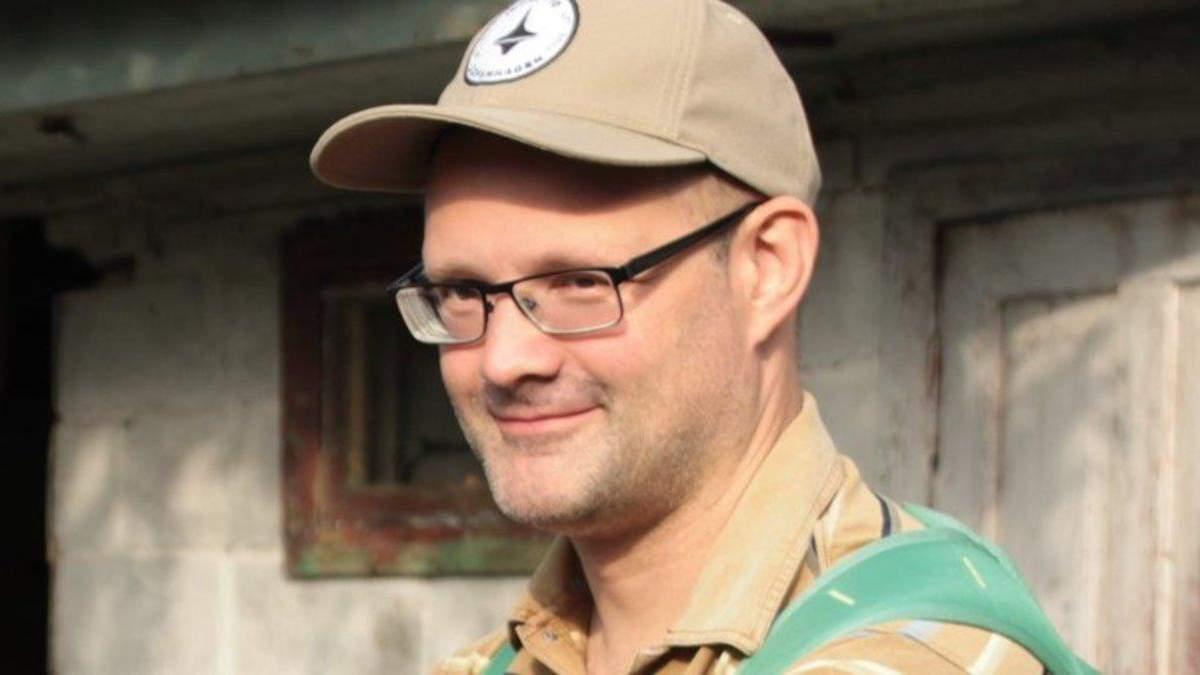 В Киеве пропал волонтер Алексей Кучапин: что о нем известно