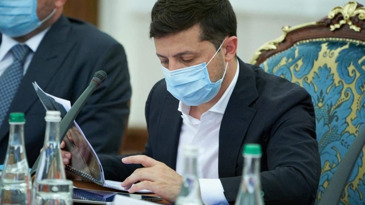 Законопроєкт Зеленського ухвалили в Раді