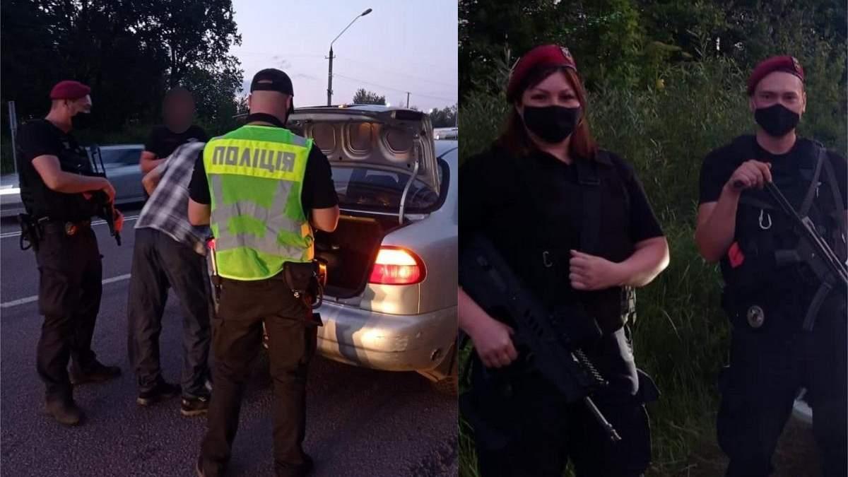Поліція посилила заходи безпеки в західних областях