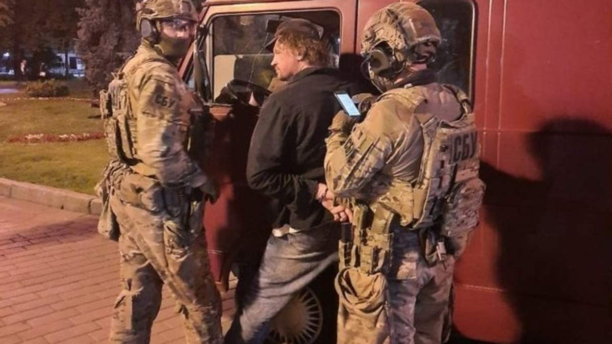 Затримання Максима Плохого, звільнення заручників – відео