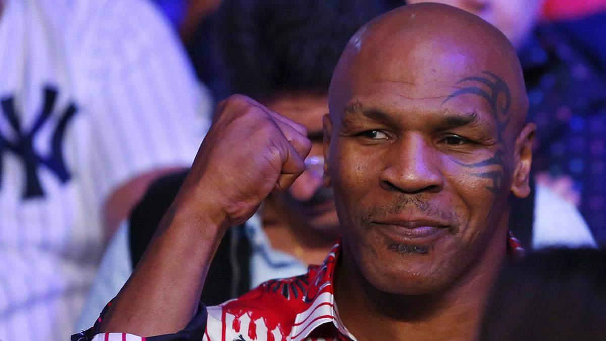 Тайсон повертається у бокс і проведе бій з Роєм Джонсом-молодшим