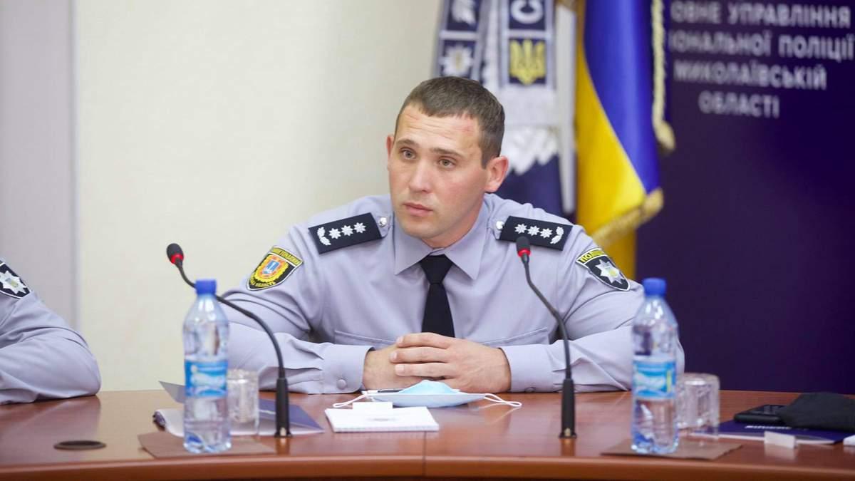 Очільником Нацполіції на Миколаївщині став Сергій Шайхет: його пов'язують із Коломойським