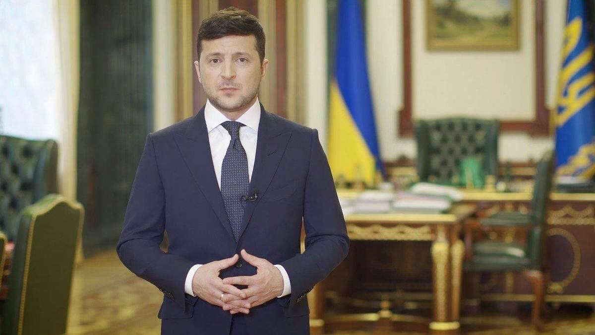 Владимир Зеленский – Президент Украины