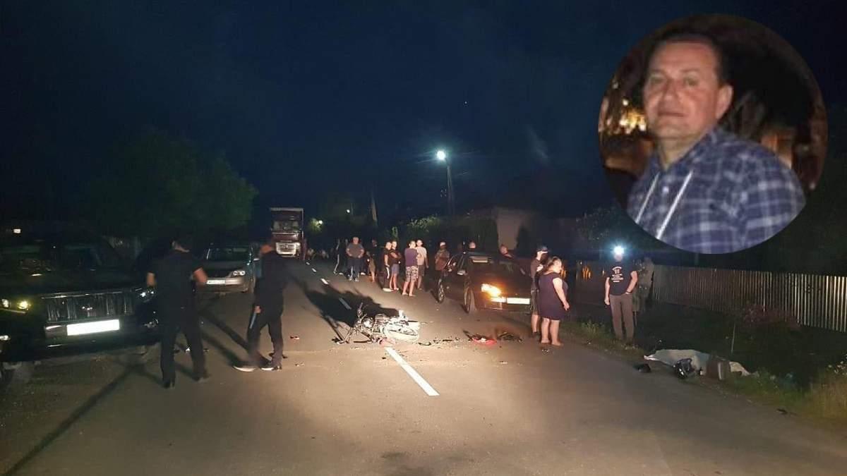 На Закарпатье депутат Удуд совершил смертельное столкновение с мотоциклом: в результате погиб 19-летний парень – все детали ДТП
