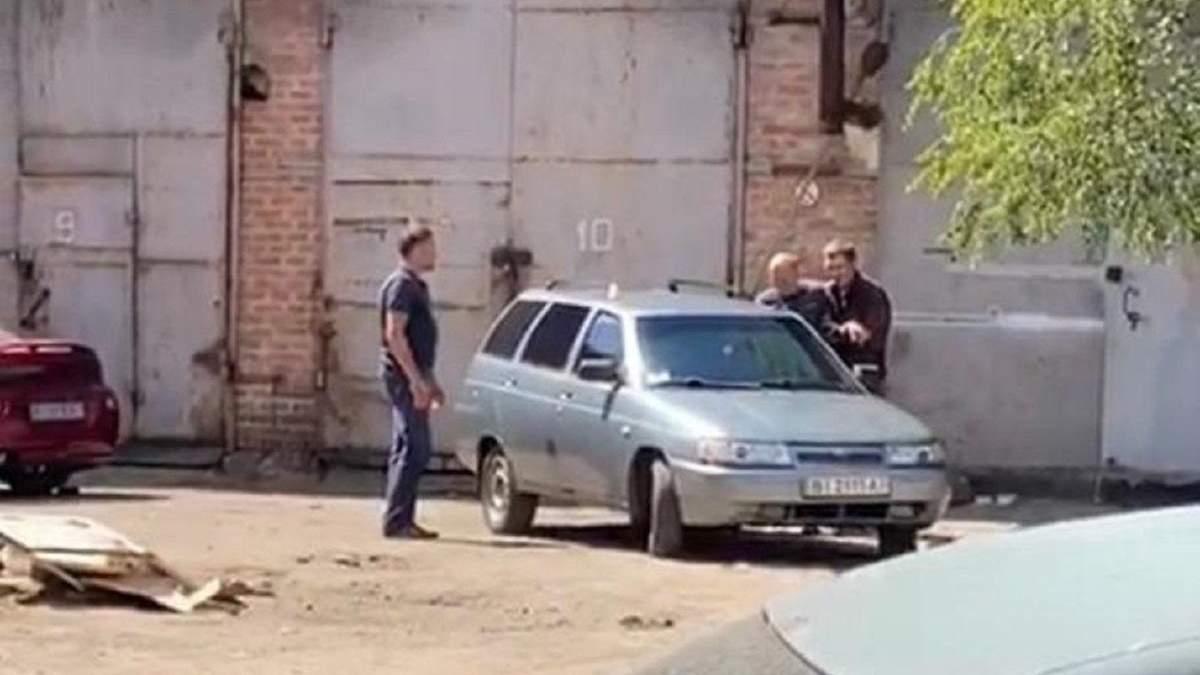 Роман Скрипник захопив заручника у Полтаві: що відомо про терориста