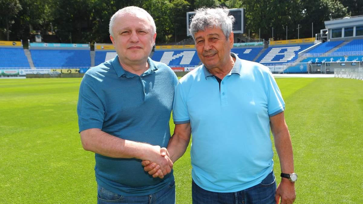 Луческу новий тренер Динамо Київ – деталі