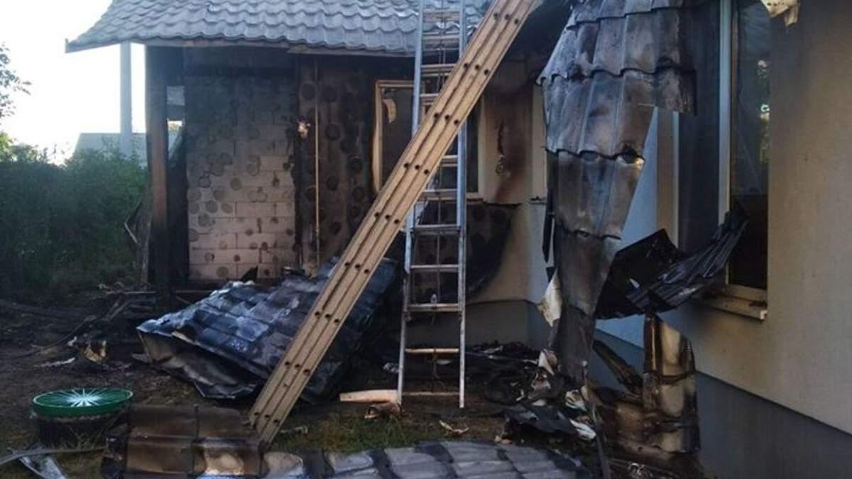 Поджог дома Шабунина: реакция посольства США