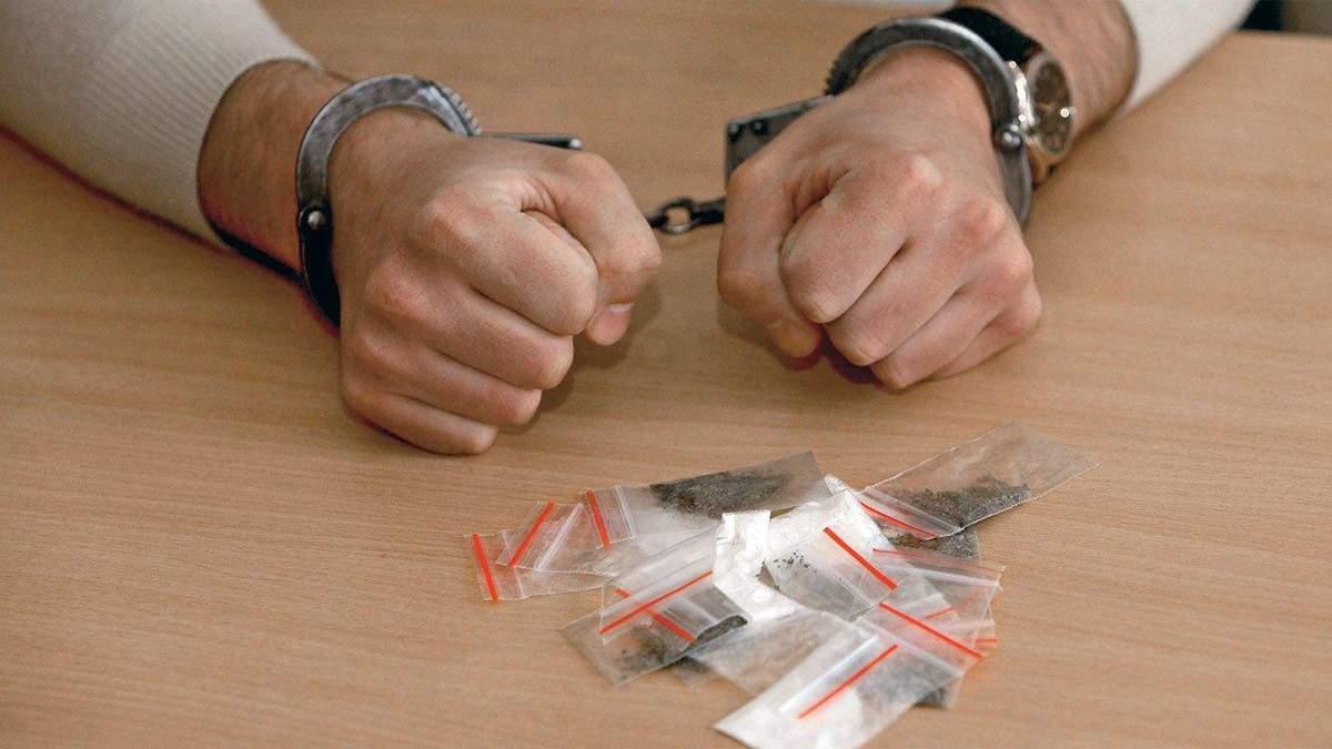 Арешт без застави за наркозлочин: Зеленський вніс до Ради законопроєкт