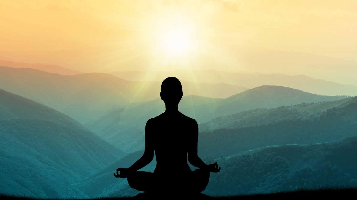 Медитация – лучший антистресс
