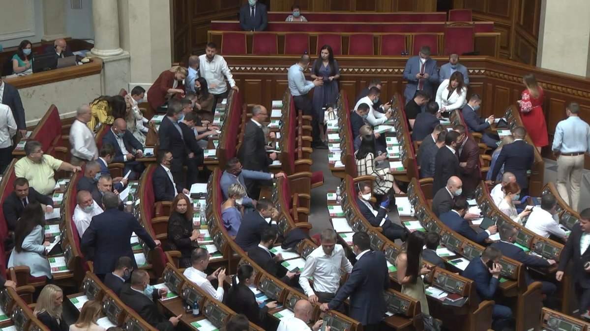 Кабмін ініціюватиме позачергову сесію парламенту - 24 Канал