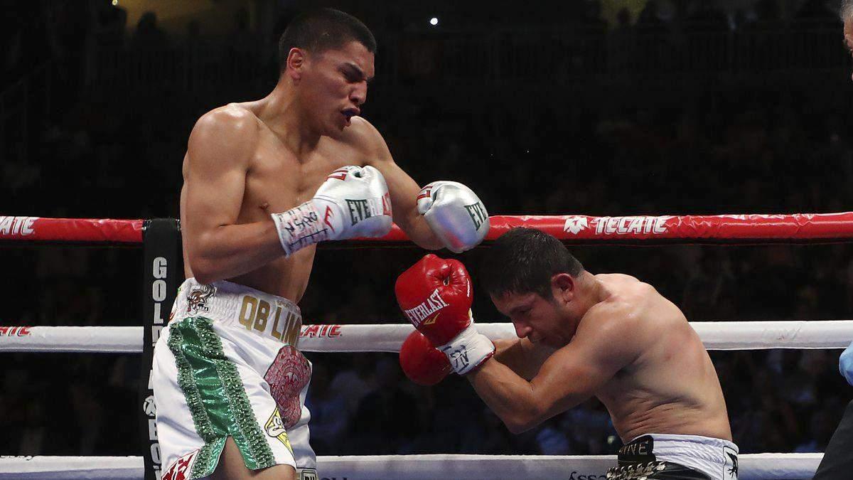 Ортис защитил титул WBA, забив Варгаса