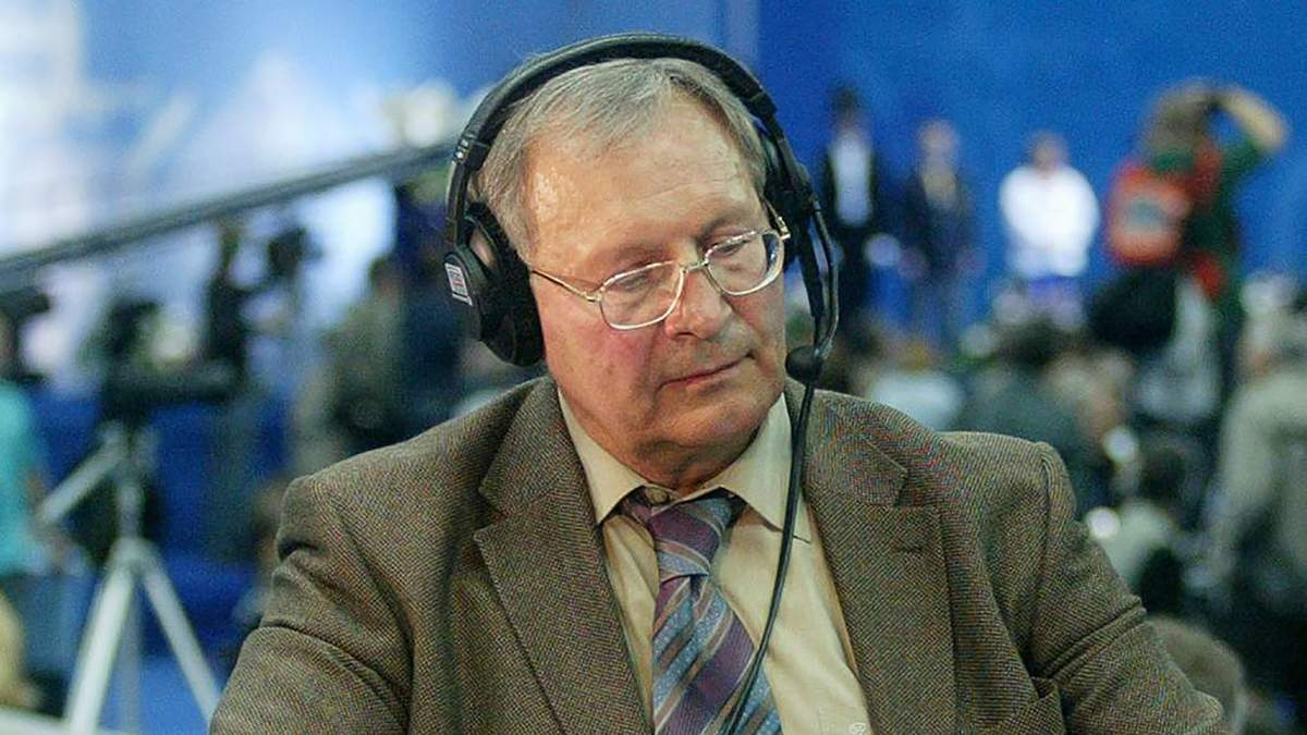 Олександр Іваницький помер