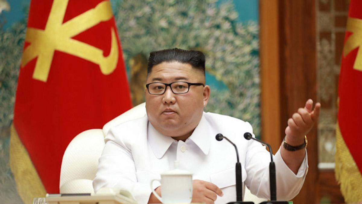 Кім Чен Ин готовий ізолювати місто Кесон через підозру на коронавірус
