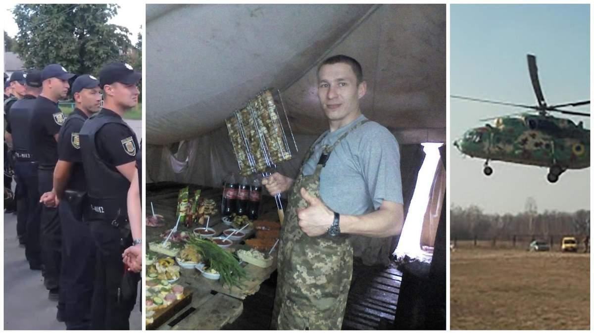 Полтавский террорист выйдет сам или убьет себя через день – два, – МВД