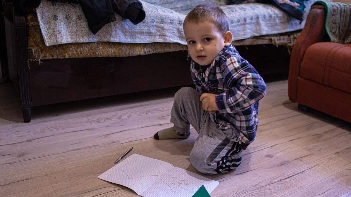 Журналист указал на подозрительные факты в смерти 3-летнего сына политзаключенного в Крыму