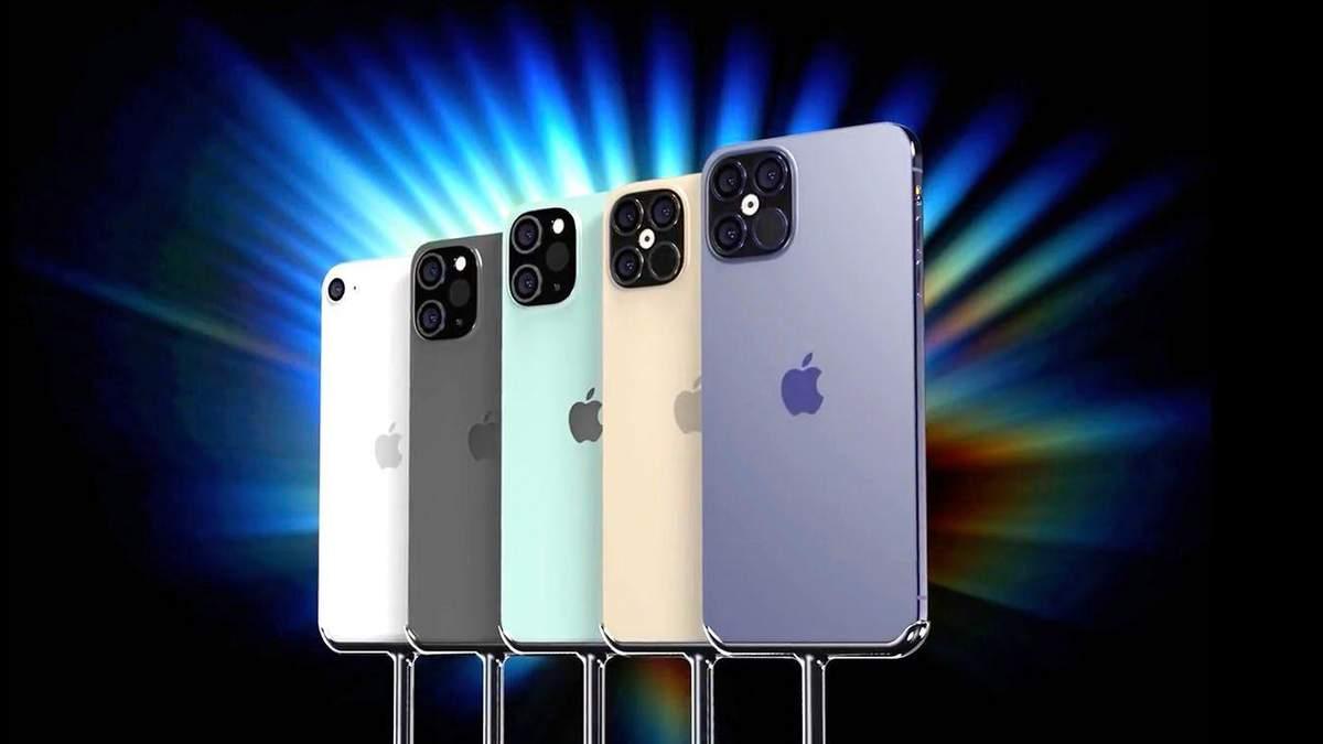 iPhone 12: появилась дата презентации - новости Apple