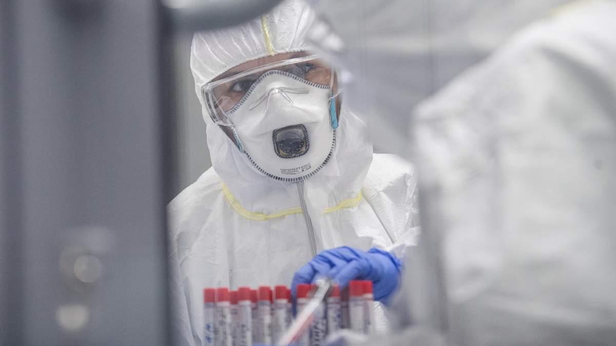 ОП про окремі спалахи коронавірусу в країні