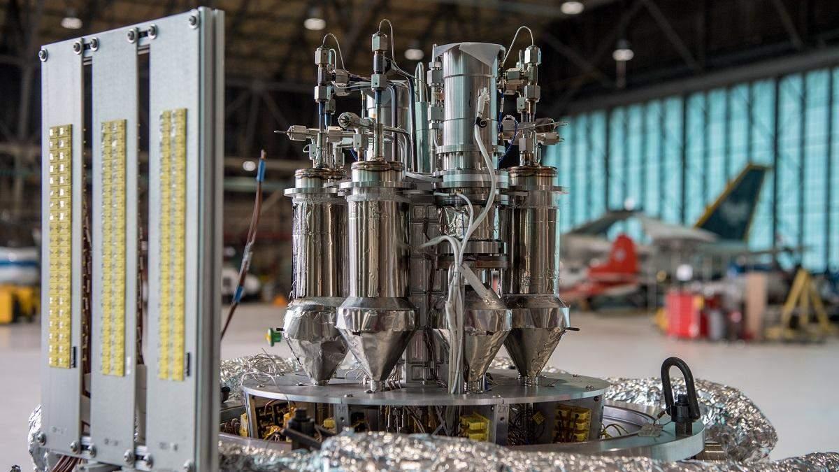 Реактор kilopower