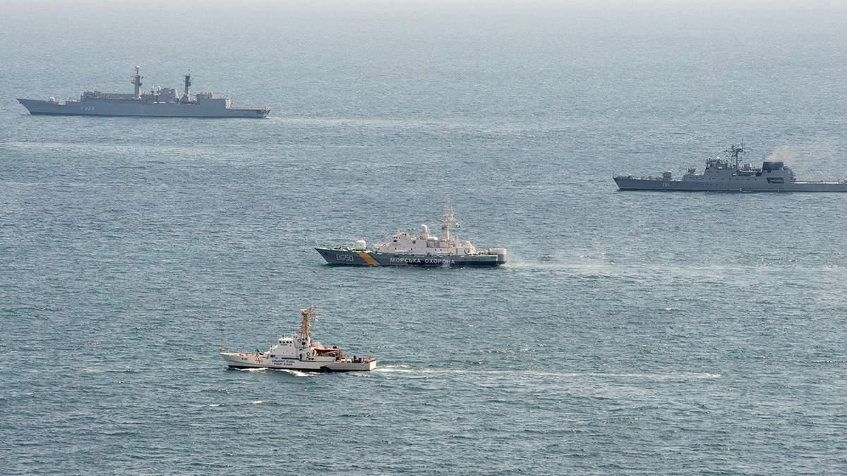 Військові навчання Sea Breeze 2020 в Чорному морі: відео, фото