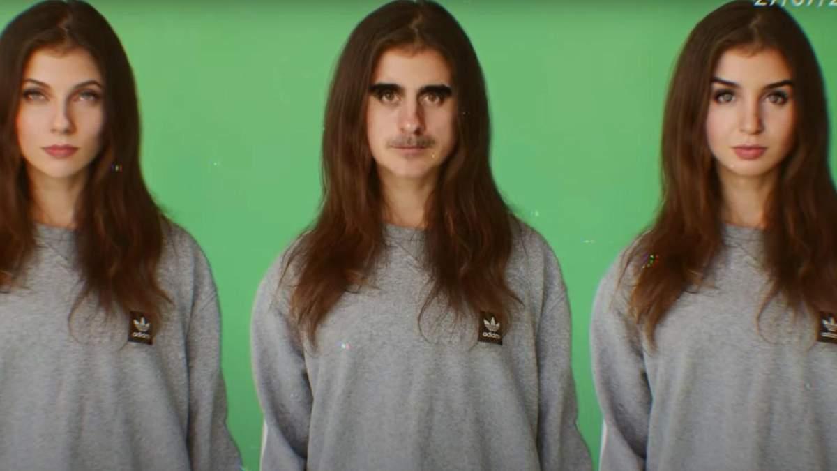 Jerry Heil приміряла обличчя блогерів