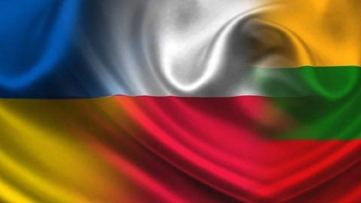 Україна, Польща і Литва створюють Люблінський трикутник
