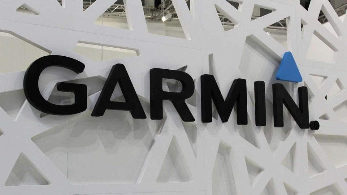 Компанію Garmin атакували хакери