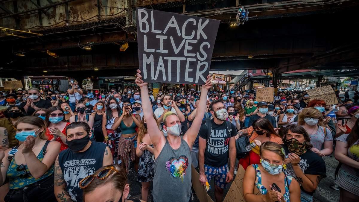 Протести у США: де знову загострилась ситуація та хто провокує – 24tv