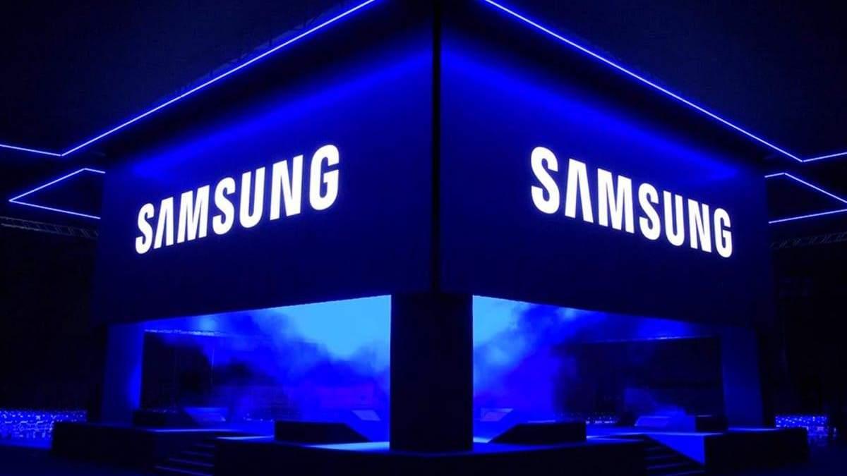 Интересная разработка Samsung