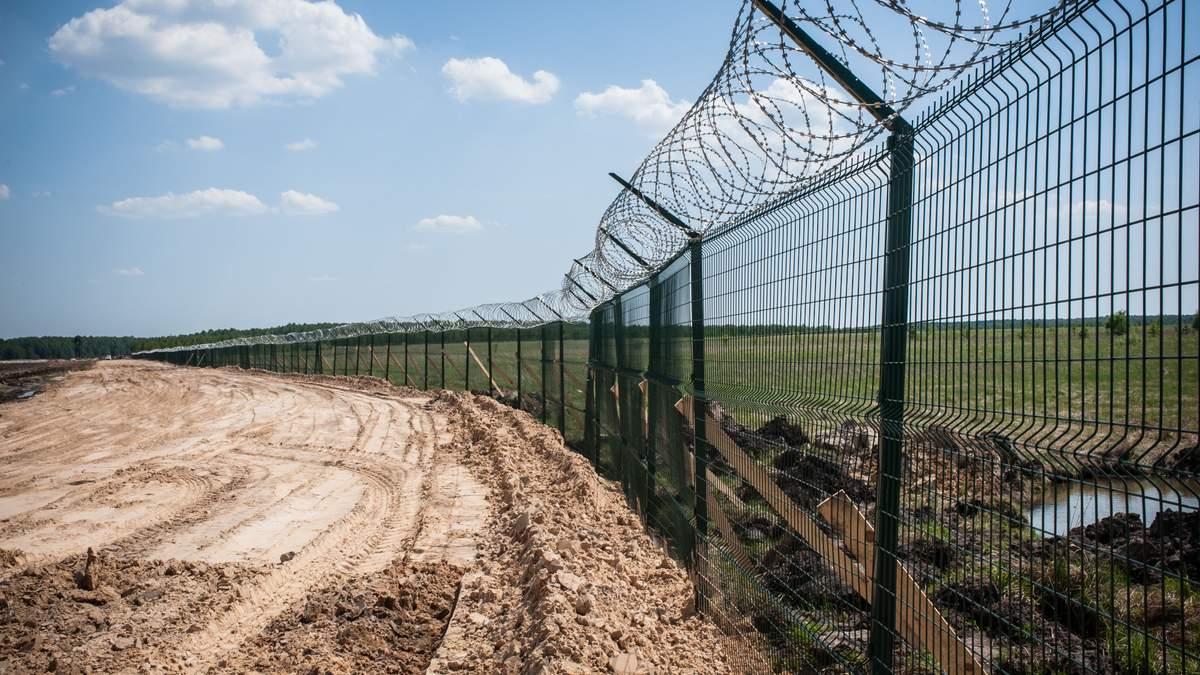 Громадянин Росії незаконно перетнув кордон