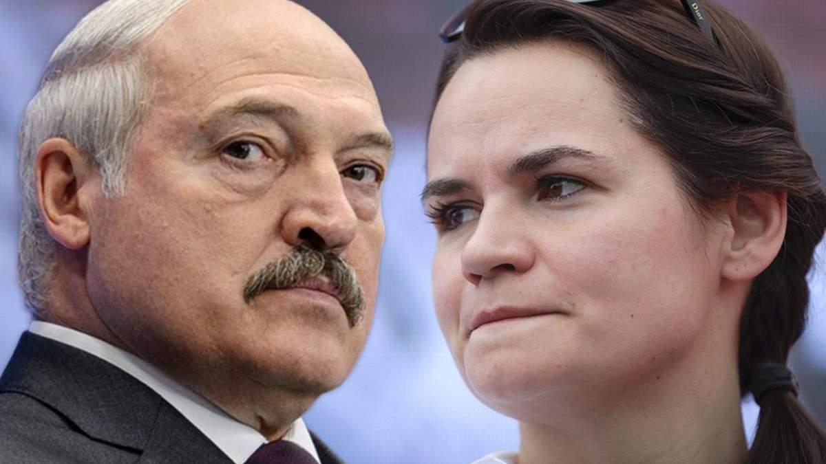 Лукашенко може зняти Тихановську з виборів, – білоруський журналіст