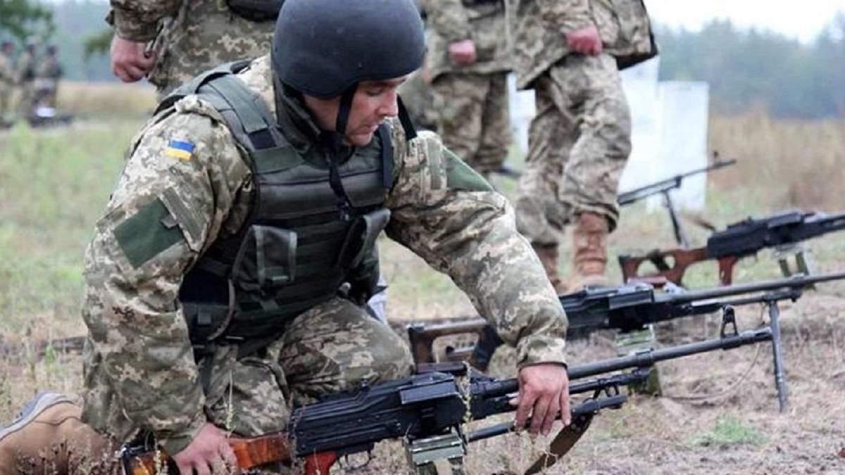 Перемир'я – це лише перший з п'яти сценаріїв по Донбасу, – РНБО