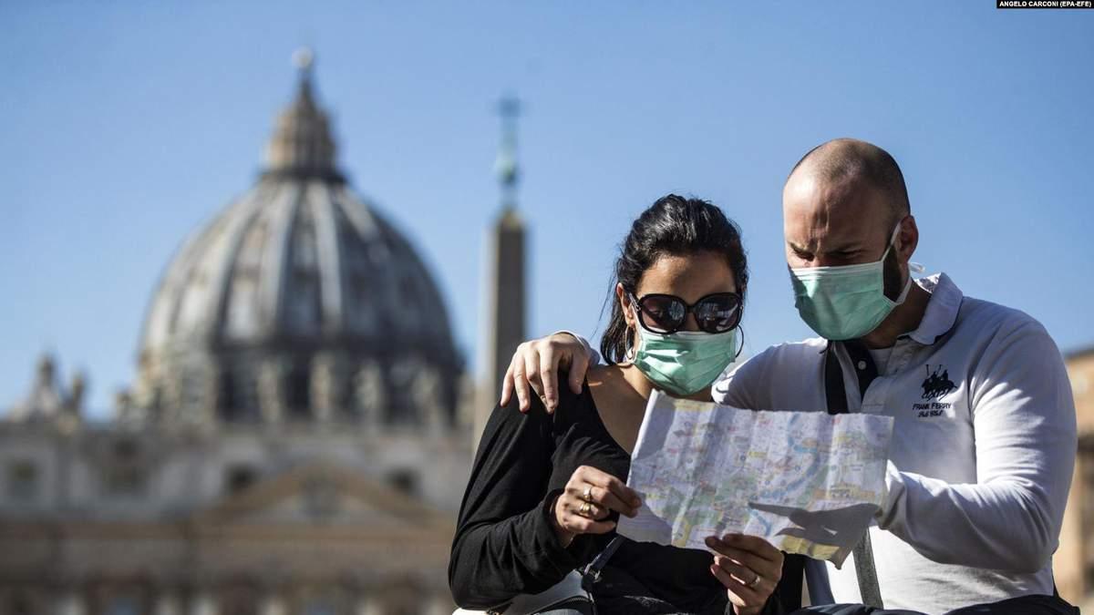 Коронавирус в Италии