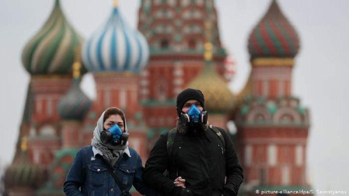 Россия распространяет фейки о COVID-19