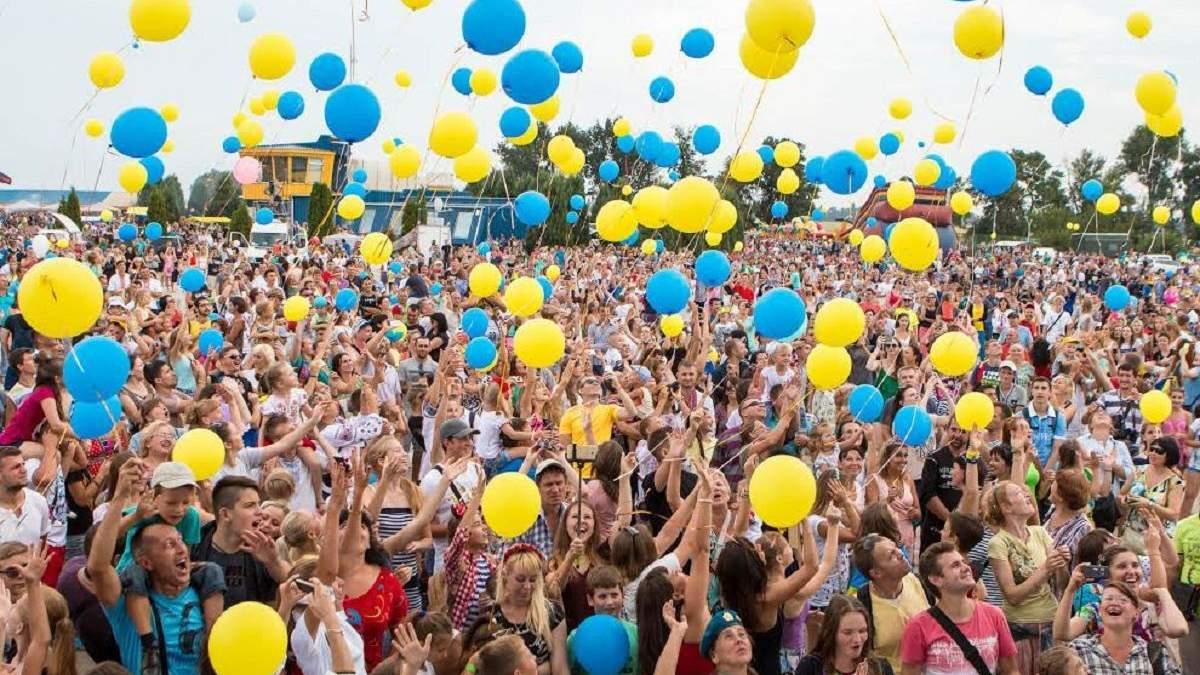 За 30 років українців стало менше на понад 10 мільйонів