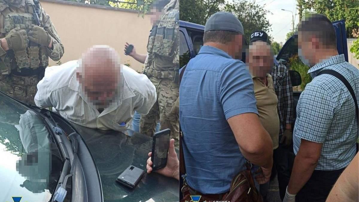 В Киеве задержали двух организаторов терактов