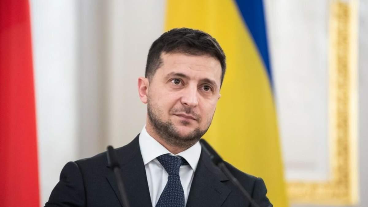 Все залежить від Росії, – Зеленський про перемир'я на Донбасі