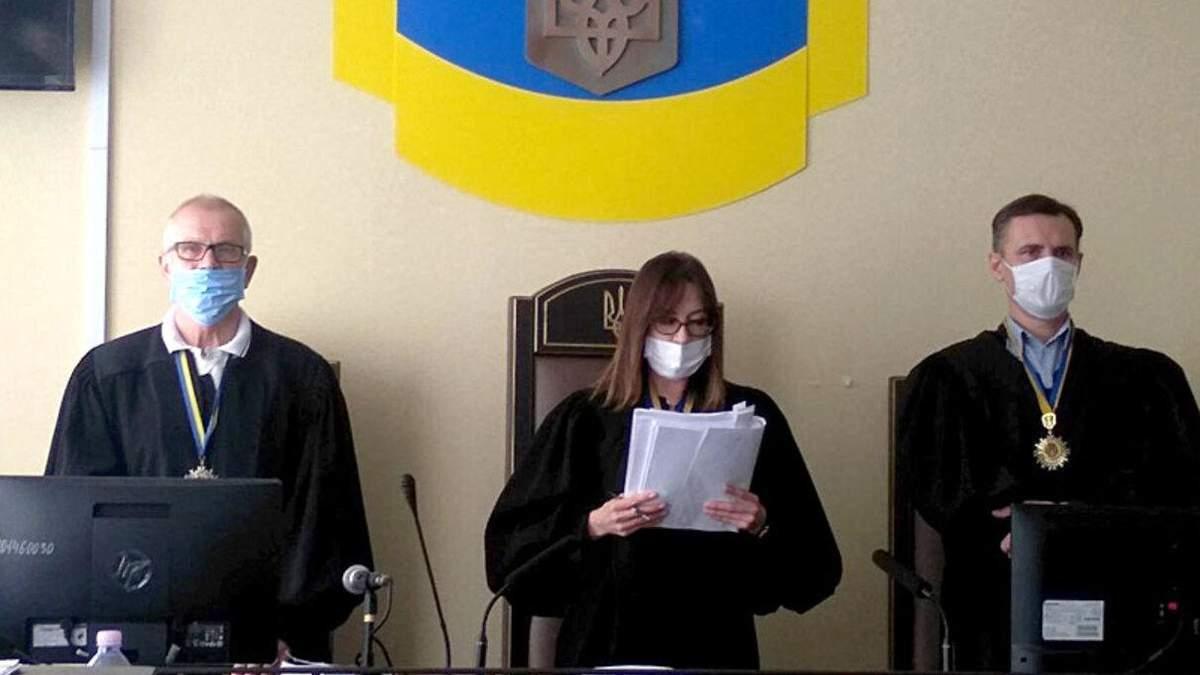 В Запорожье суд арестовал мужчину, что до смерти избил бойца Азова