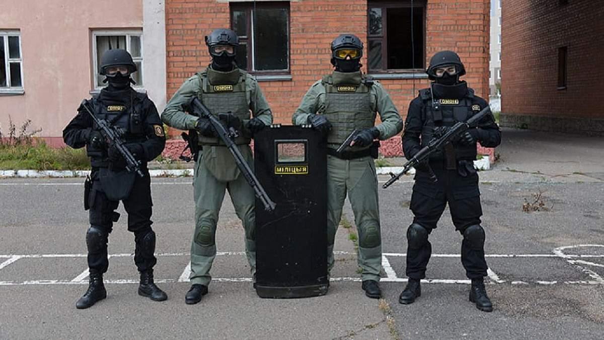 У Білорусі затримали 33 бійці російської ПВК Вагнера: що відомо