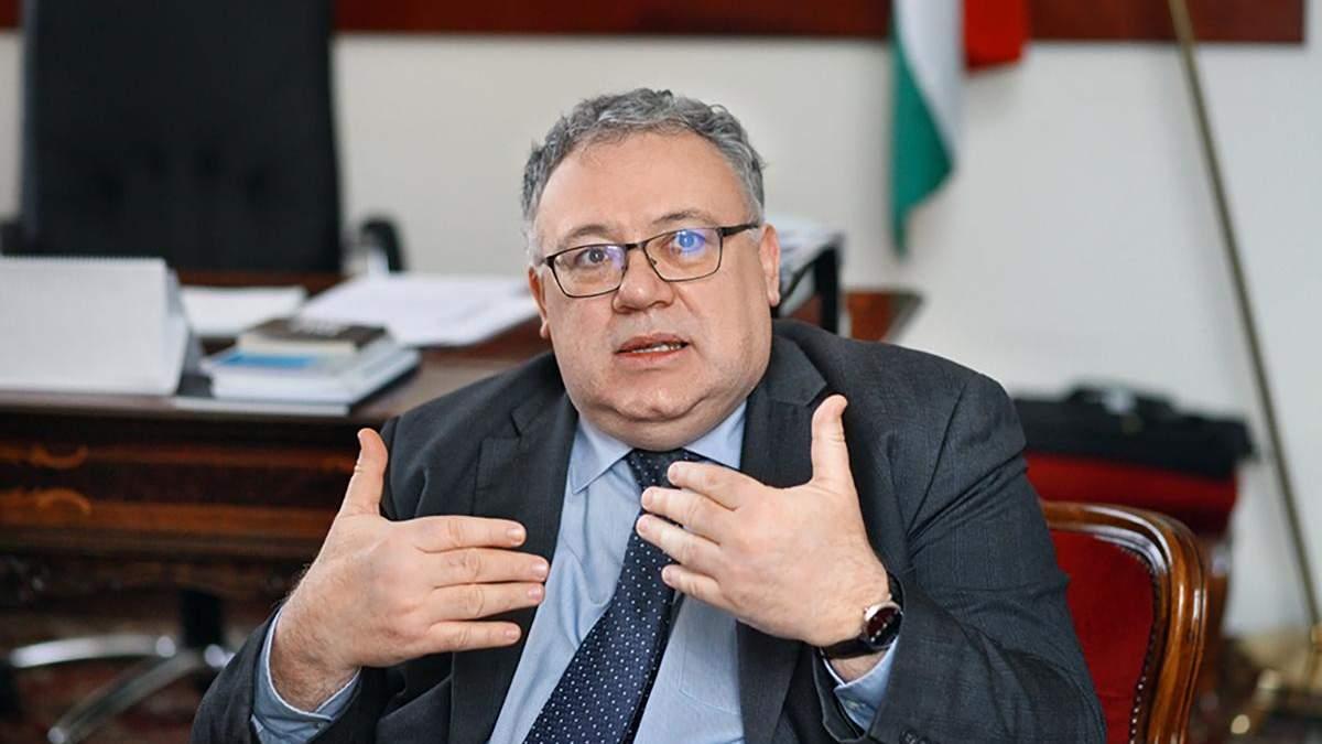 Венгрия поддержала защиту нацменьшинств в Украине