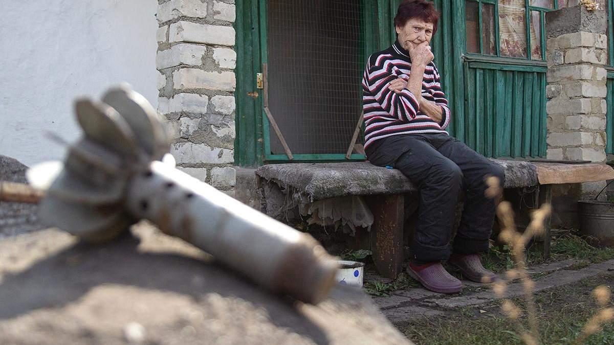 Окупанти порушують режим припинення вогню