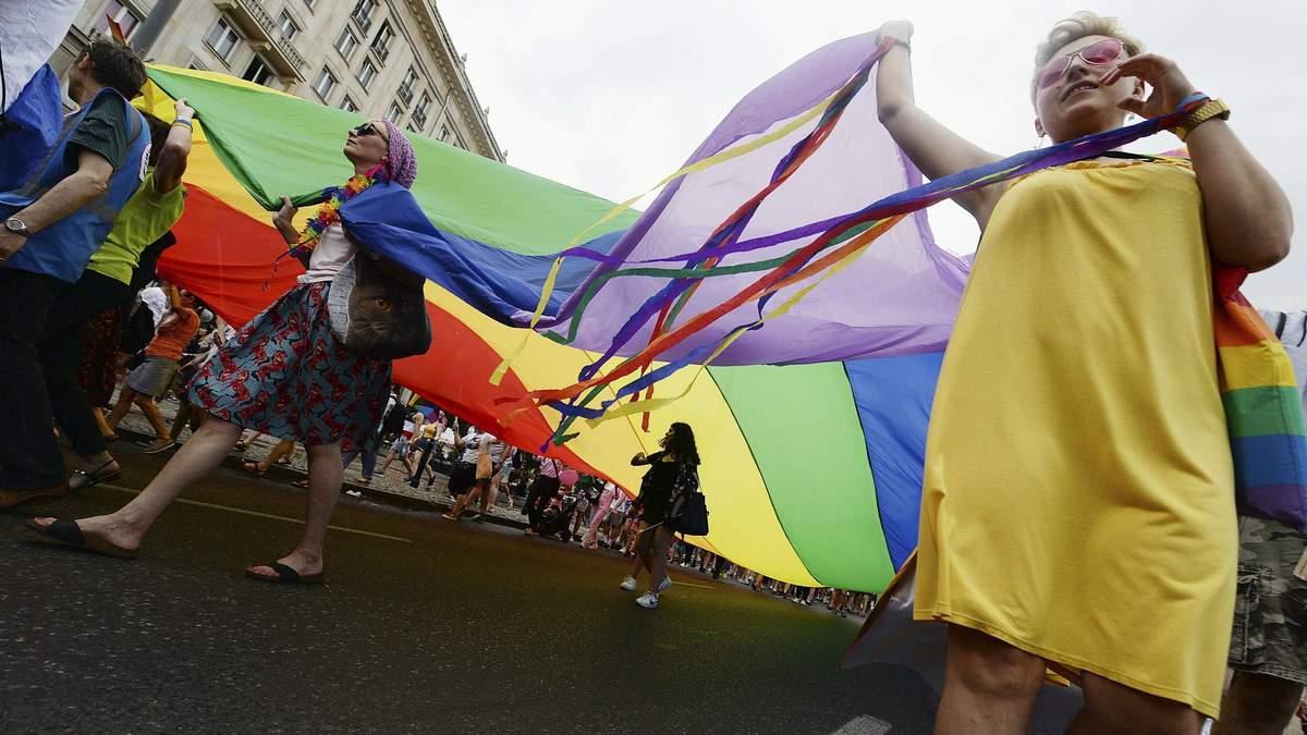 Польща вкотре конфліктує з ЄС через права ЛГБТ