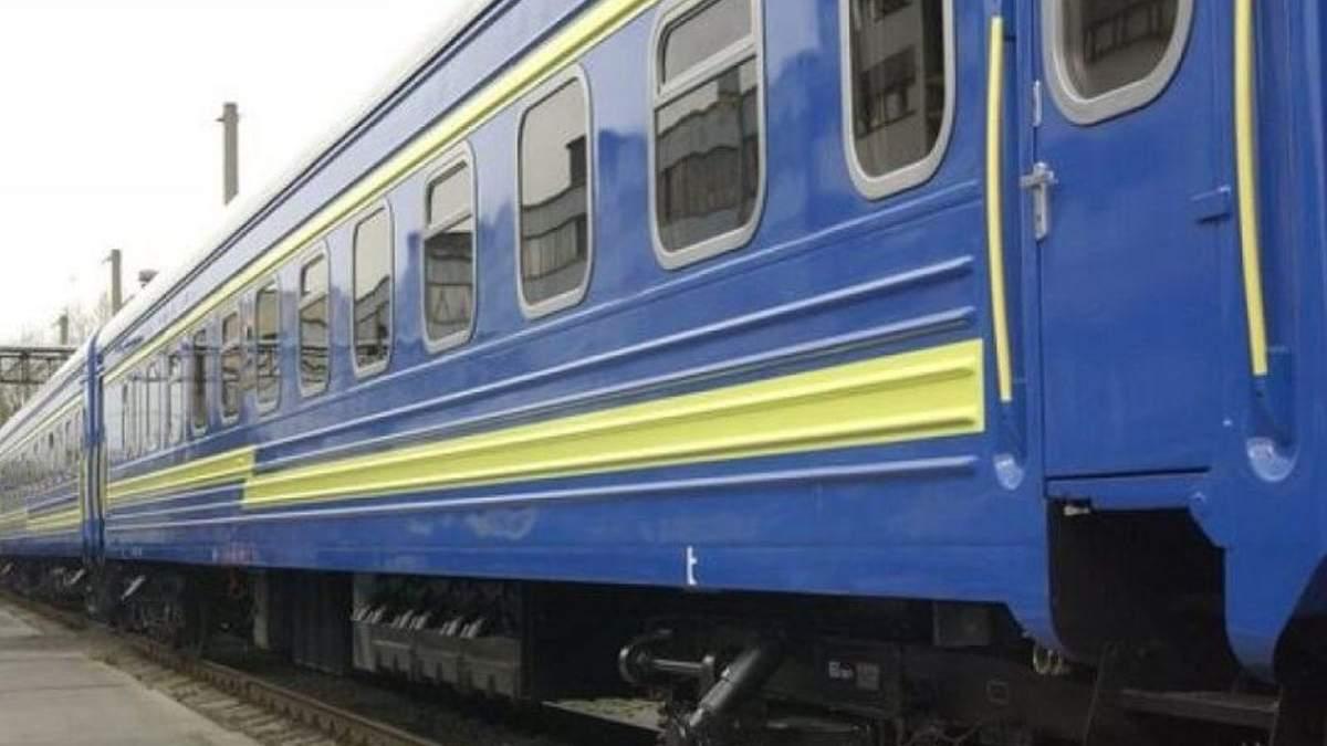 Укрзалізниця відновлює курсування поїзда  №217/218 Київ-Рахів: дата