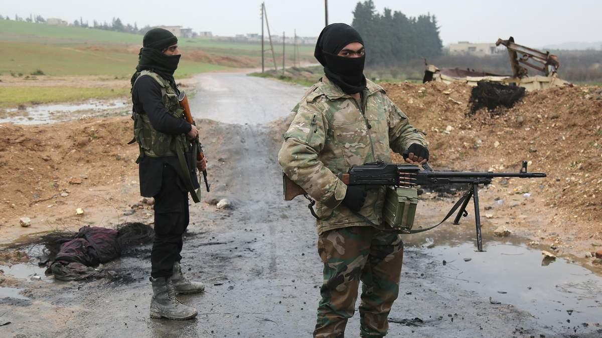 З Росії в Білорусь мають намір вїхати нові угруповання бойовиків для провокацій