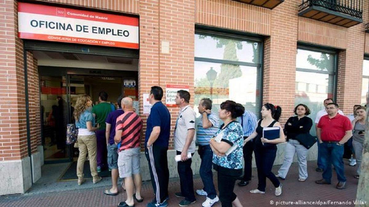 COVID-19 у період із квітня до червня залишив без роботи в Іспанії понад мільйон людей